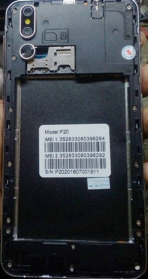 Huawei Clone P20 Pro Flash File | 5 1 Firmware MT6580 Tested