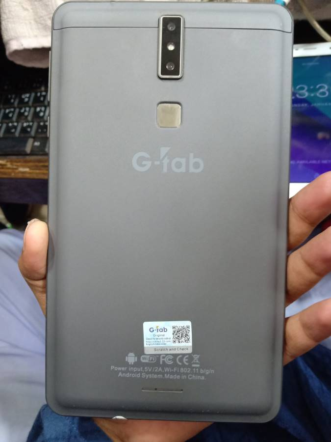 G-Tab A708 Flash File Without Password (Firmware) Free