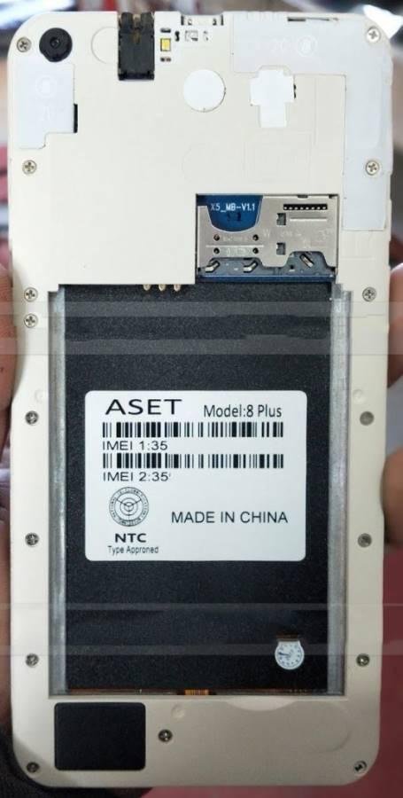 Aset 8 Plus Flash File | 4 4 2 MT6572 Hang Logo Fix Firmware