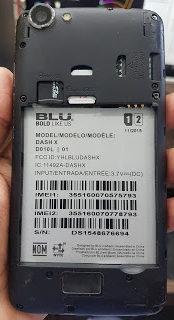 Blu Dash X Flash File Without Password 5 1 Free Firmware