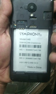 Symphony V46 Flash File Without Password
