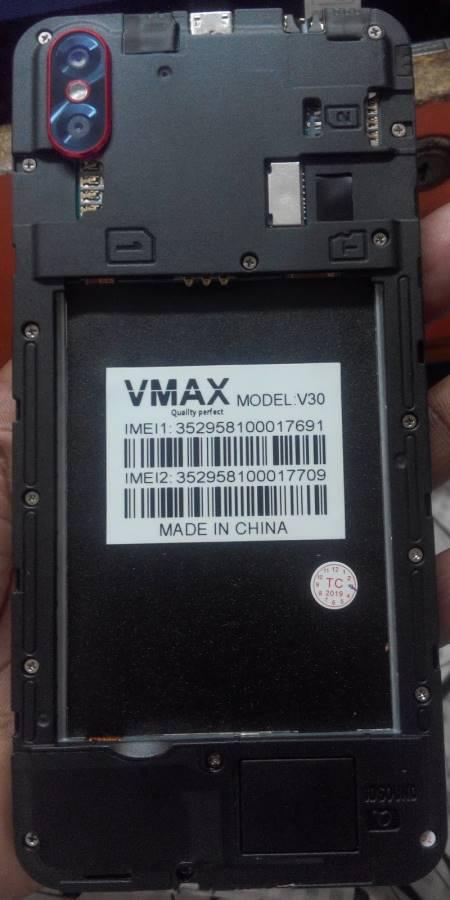 Vmax V30 Flash File   5 1 MT6580 Hang Logo Fix Firmware