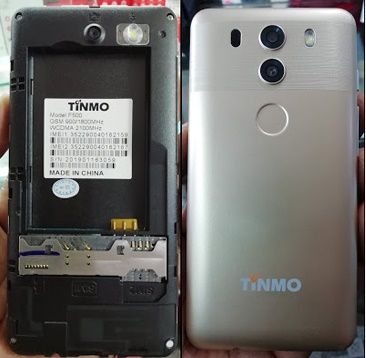 Tinmo F500 Flash File | 4 4 2 MT6572 Hang Logo Fix Firmware