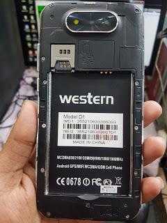 Western D1 Flash File