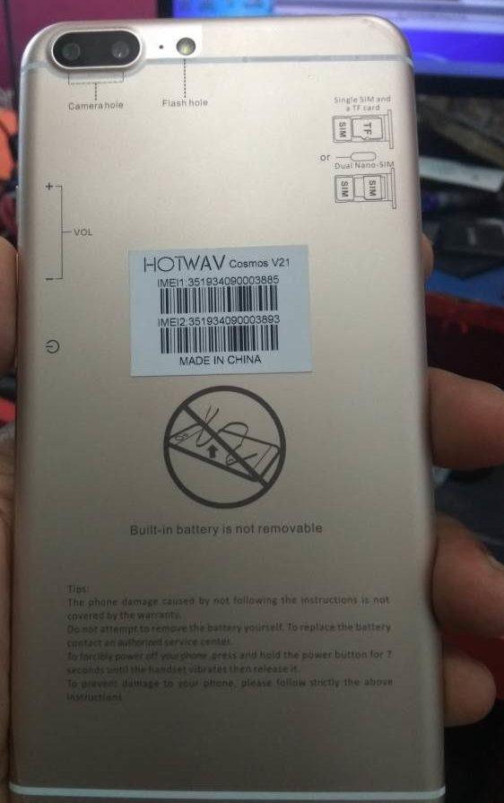 Hotwav Cosmos V21 Hard Reset Archives | FixFirmwareX