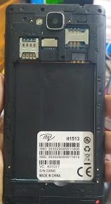 ITEL IT1513 flash File Without Password