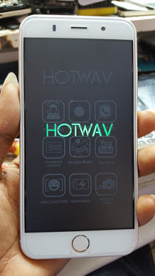 Hotwav Cosmos V8 flash File Without Password
