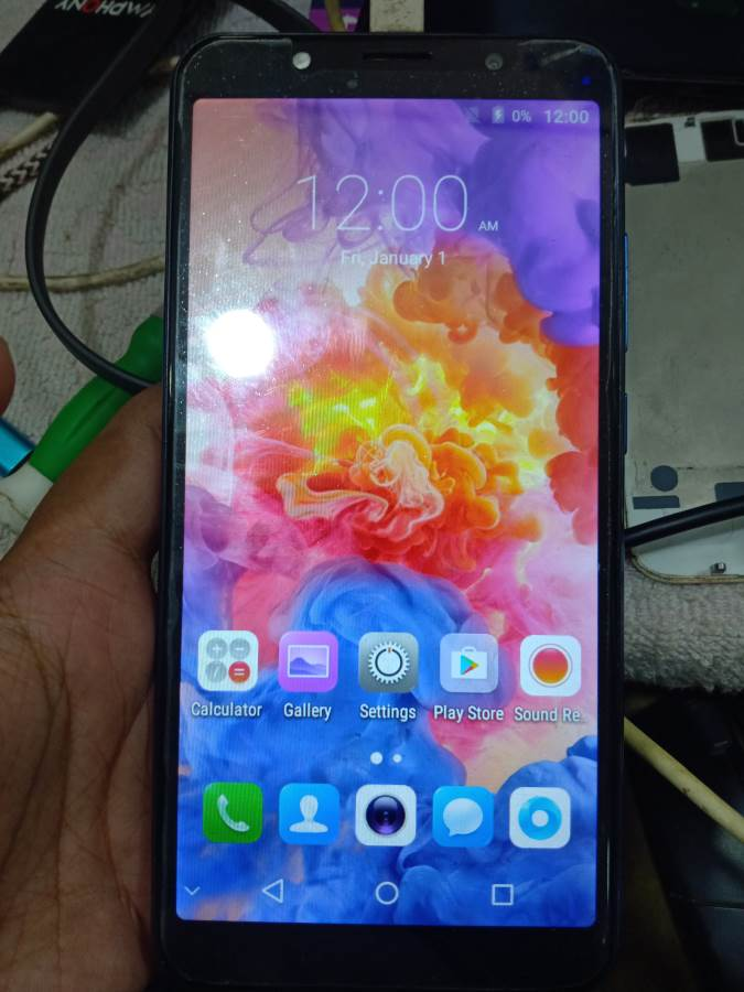 Huawei Clone P20 Pro MT6580 Flash File Without Password