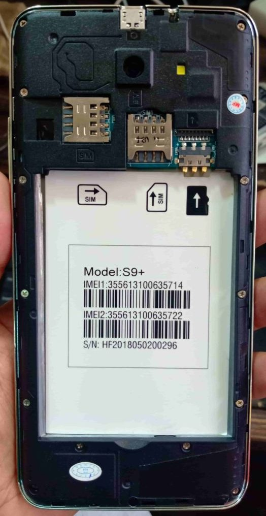 Samsung Clone S10+ MT6580 7 1 Flash File Firmware | FixFirmwareX