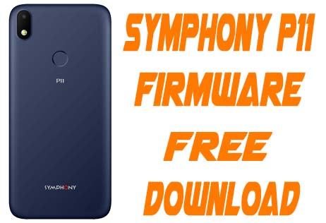 Symphony P11 Flash File Without Password Care ROM