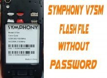Symphony V70 Stock Firmware Rom (Flash File) Free | FixFirmwareX