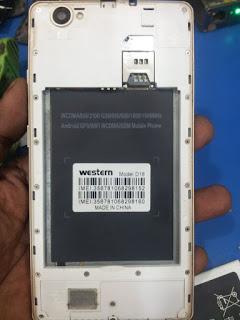 Western D18 Flash File