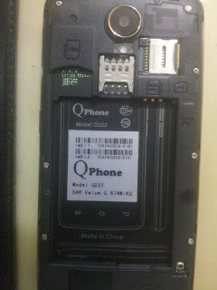 Qphone Q222 Flash File Without Password