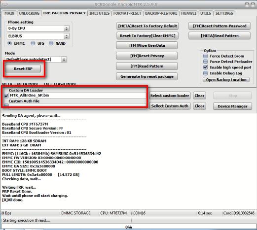 Infinix X652A DA File For Sp Flash Tool Free Download