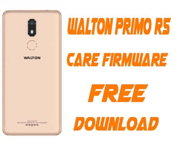 Walton Primo R5 Flash File Without Password | FixFirmwareX