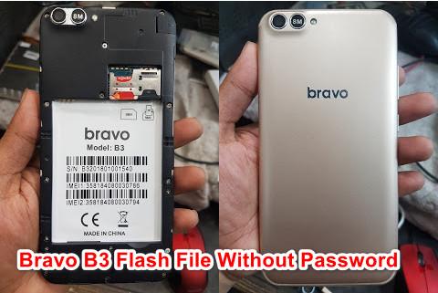 Bravo B3 Flash File Without Password Cm2 Read   FixFirmwareX