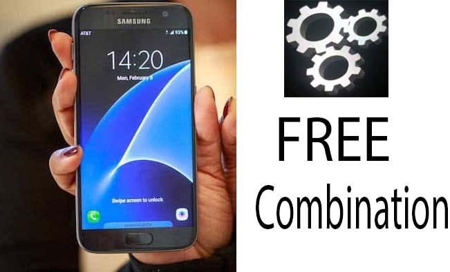 Download Samsung S7 SM-G930F U4 Combination Firmware