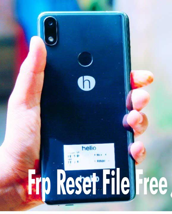 Symphony Helio S5 Frp Reset File Without Password