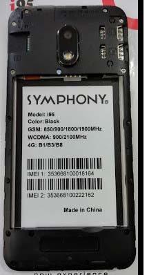 Symphony i95 Flash File All Version MTk Spd Firmware