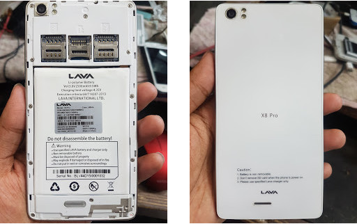 Lava X8 Pro Flash File Without Password