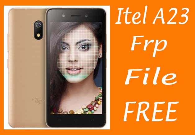Itel A23 Frp Reset File Bypass Without Password