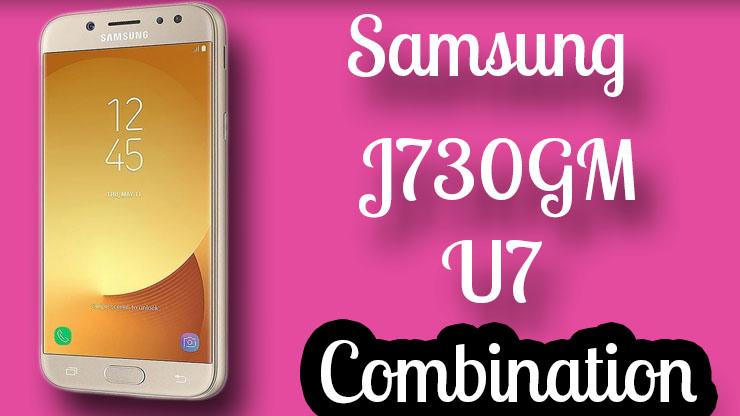 Download Samsung J7 Pro SM-J730GM U7 Combination Firmware