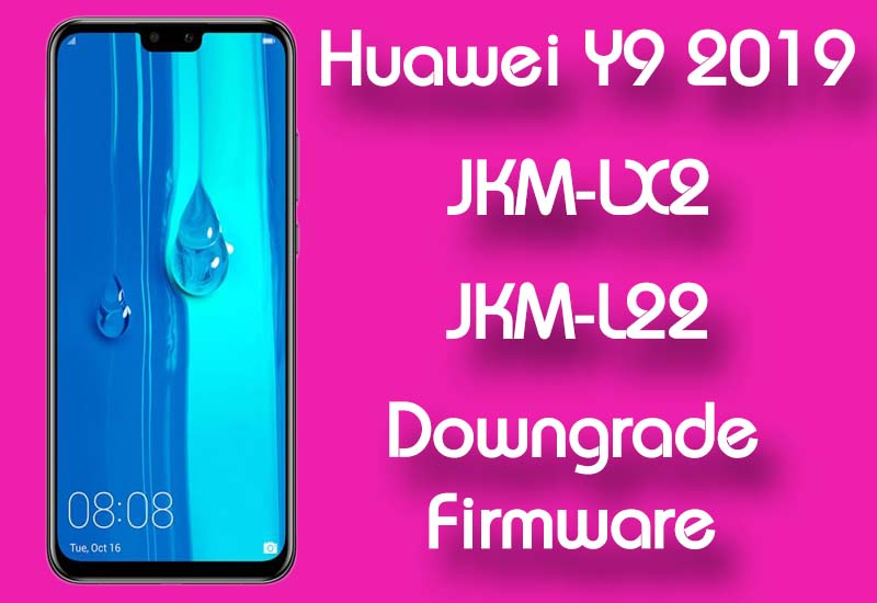 Huawei JKM LX2 Downgrade Firmware For FRP Reset Safe Mode