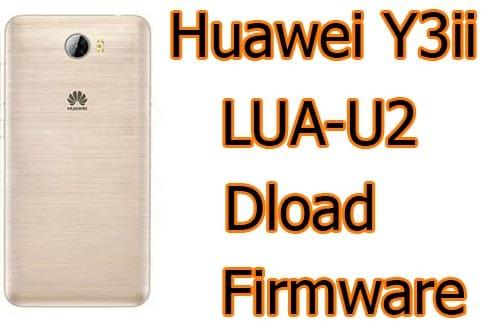 Huawei Lua-U22 Firmware (C567B010) Zip 100% Tested