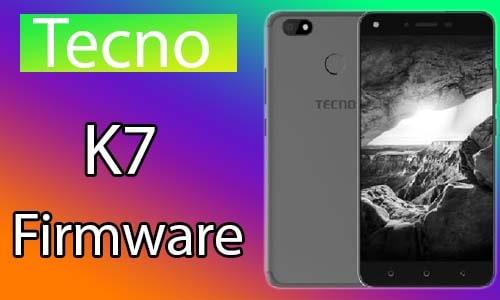 Tecno K7 Firmware Care Signed (Flash File) Tool Error Fix
